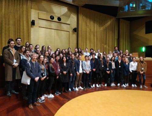 Retour sur le voyage d'études au Luxembourg, édition 2019