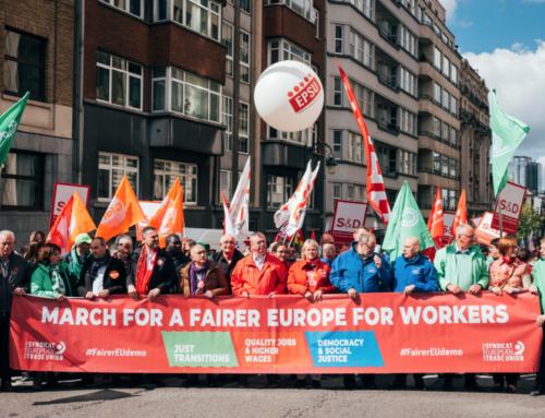 À la rencontre de l'Europe sociale